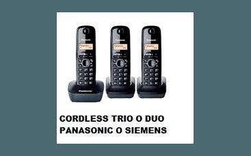 cordless trio duo