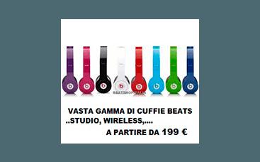 cuffie beats