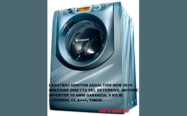 lavatrice ariston
