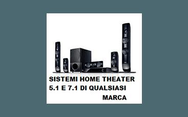 sistema home theater