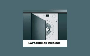 lavatrici incasso