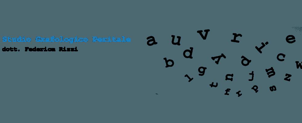 studio grafologico peritale