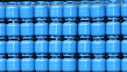 Residential gas tanks in Clermont County