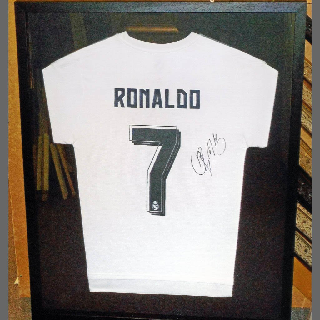 T-shirt framing