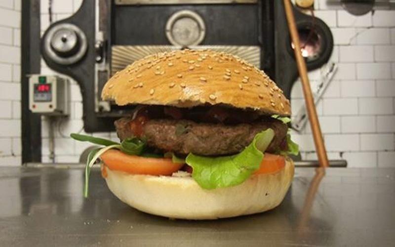 Hamburger farcito