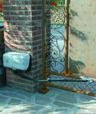 Dettaglio cancello