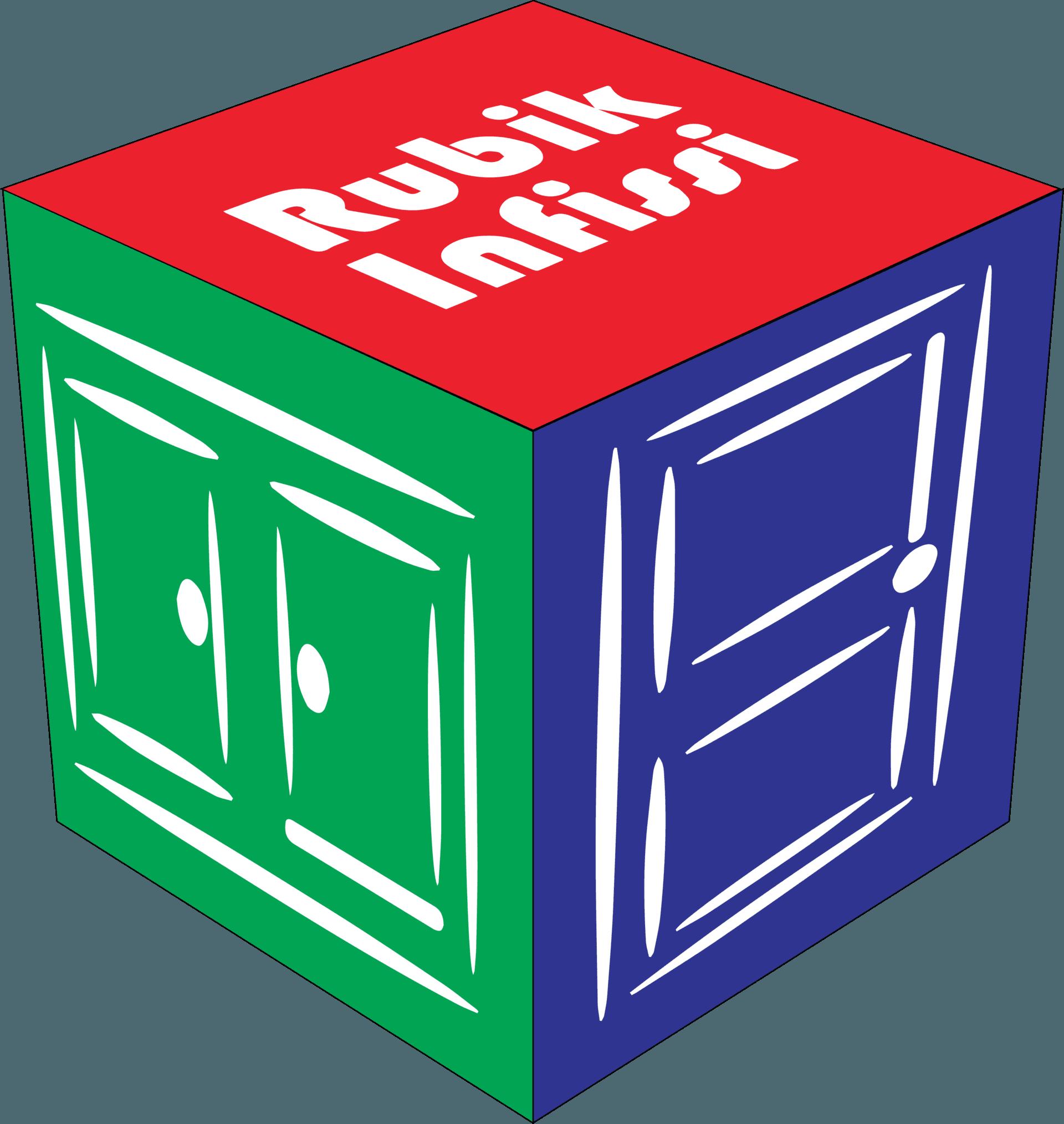 RUBIK INFISSI 1984 -LOGO