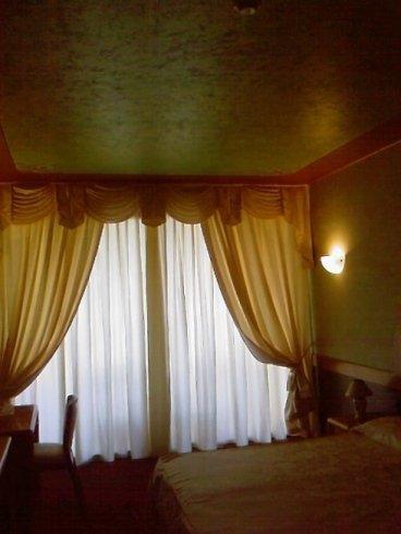 tende da camera da letto
