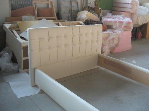 rivestimento spalliera del letto