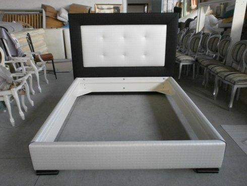 spalliere del letto su misura