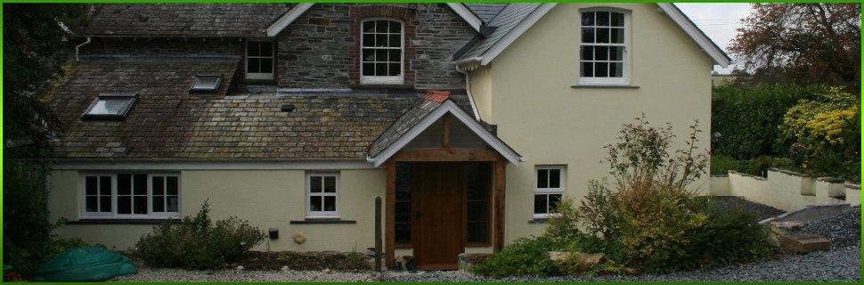 Refurbished House in Devon