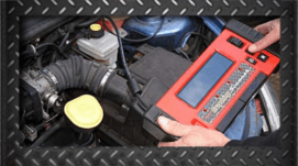 Riparazioni impianto elettrico autoveicoli