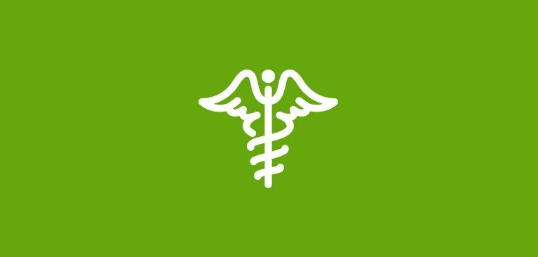 chiropractic clinic medical vector representation