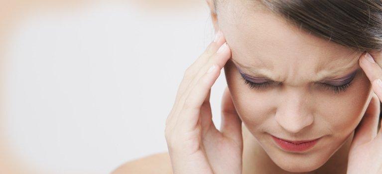 chiropractic clinic headache