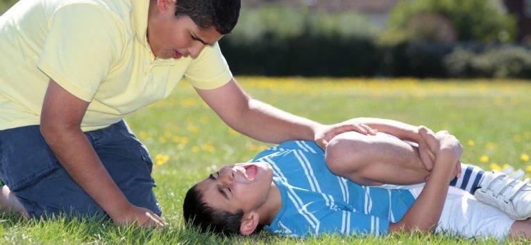 brighton le sands chiropractic kid hurt
