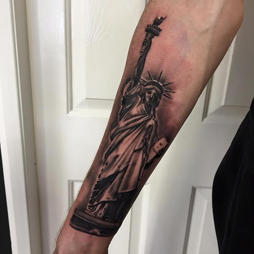 olga banas tattoo