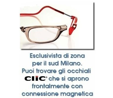 occhiali apertura frontale