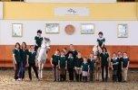 Associazione sportiva dilettantistica, allenamento pony