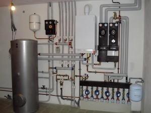realizzazione impianti di riscaldamento Torino
