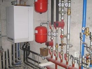 impianto di riscaldamento Torino