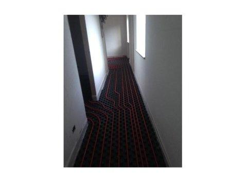 impianto riscaldamento pavimento