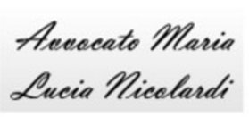 AVV. MARIA LUCIA NICOLARDI