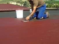 Guaina liquida bituminosa colorata  SOIPREN PRFC