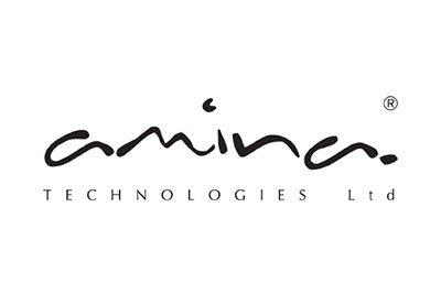 amina technologies logo