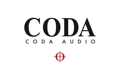 coda audio logo