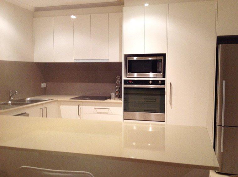 kitchen white surface