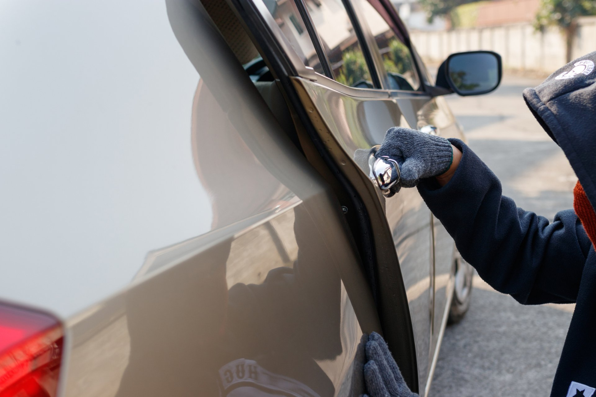 Theft From Your Car: How Do You Report It?