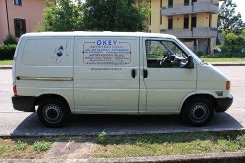 furgone piccoli trasporti