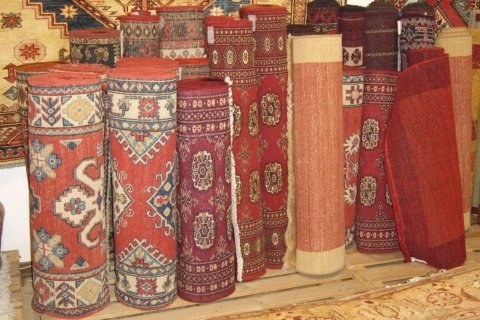 Tappeti Kilim Economici : Vendita tappeti orientali palermo arian art
