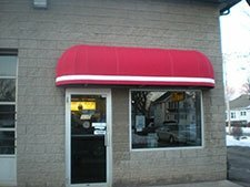 10. Awnings for commercial locations