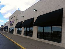 Commercial Awning – project