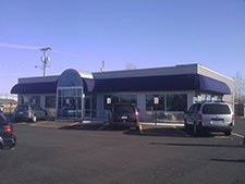 Commercial Awnings – completed work