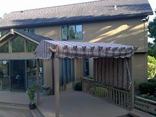 Patio Awnings for residential property