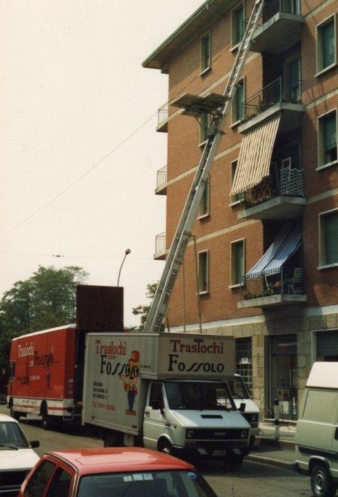 Trasloco Nilla 1984 circa
