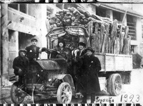 Caporetto 1923
