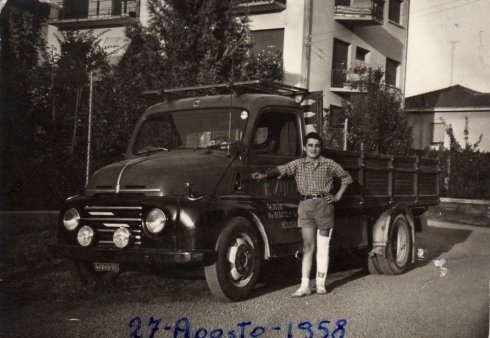 Fiat 615 Adriano 1958