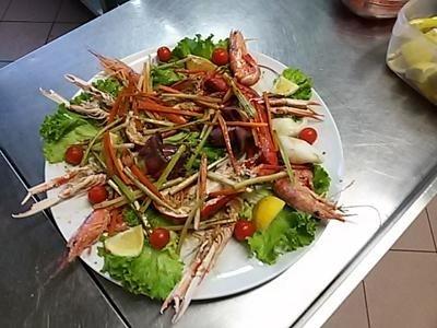 Ristorante piatti di mare