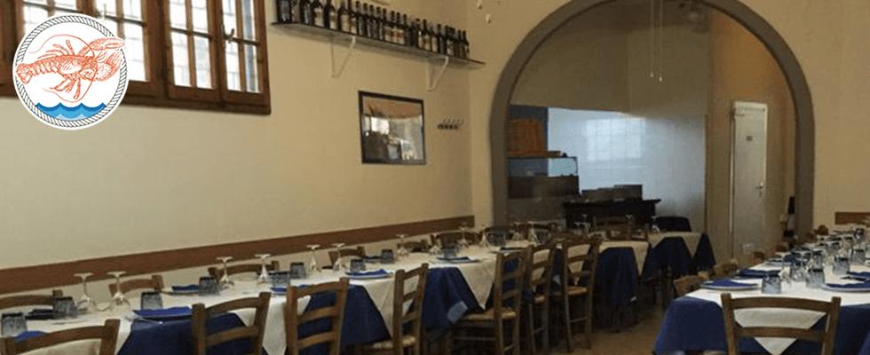 Ristorante menu mare Lastra a Signa