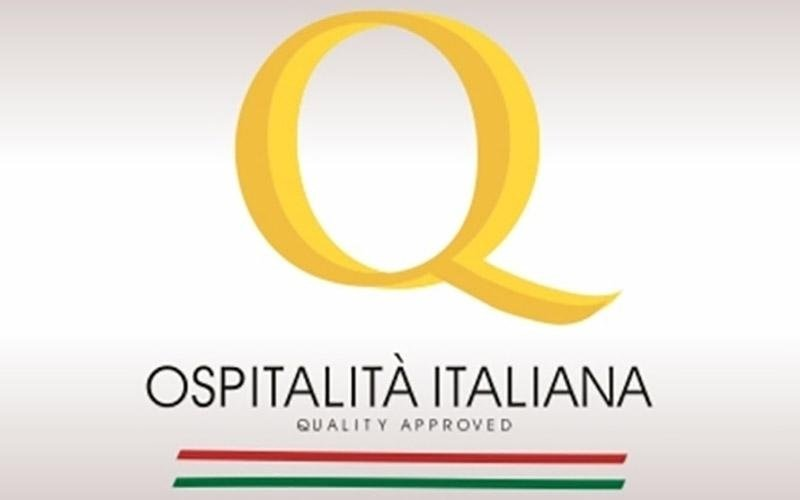 Certificato ospitalità d'italiana