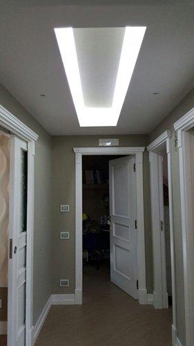 costruzione di soffitti e controsoffitti