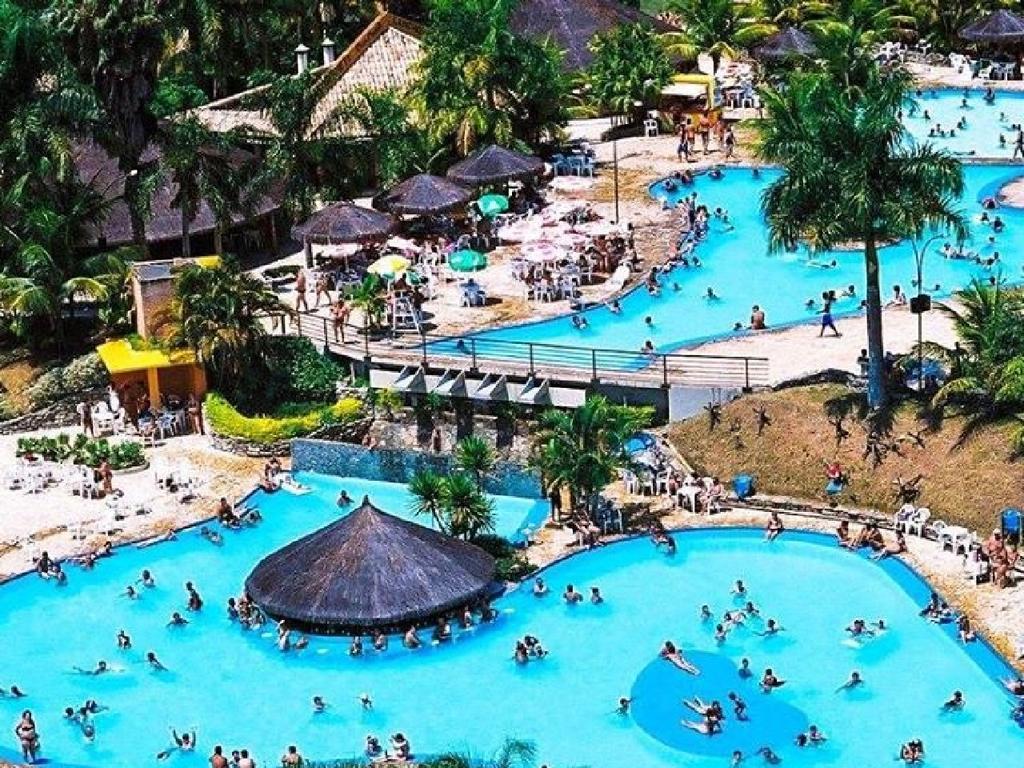 Passeio aldeia das guas - Agora piscina latina ...