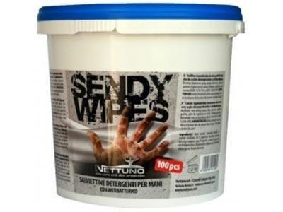 Salviette Sendy Wipes secchiello