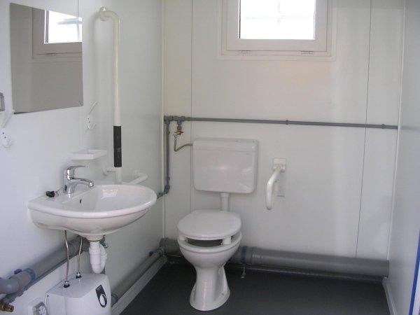 Noleggio bagni pronti all'uso