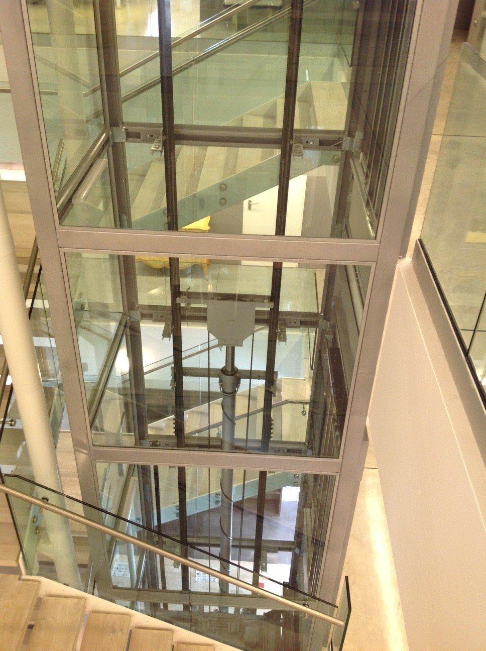 ascensore panoramica