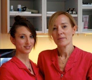 assistente poltrona dentistica