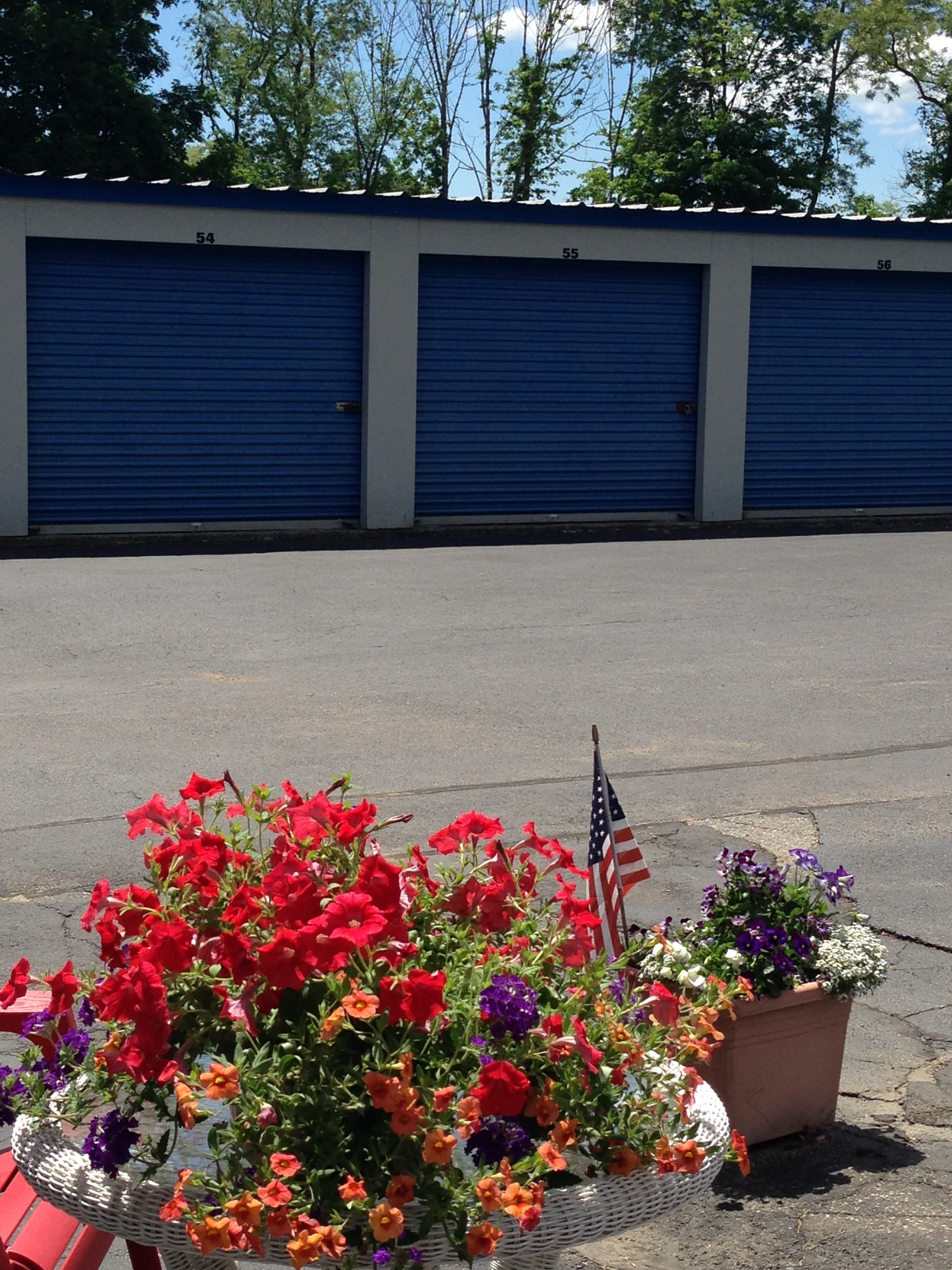 High quality storage units in Norwich, CT